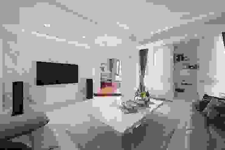 畸零格局 根據 趙玲室內設計 古典風