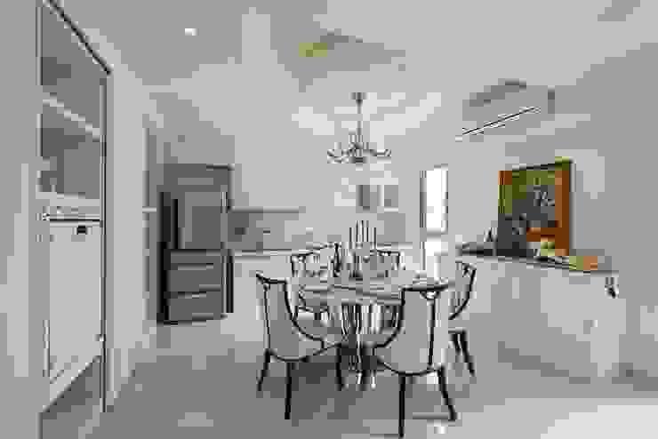 餐廳 根據 趙玲室內設計 古典風