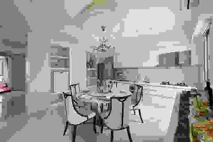 餐廳 Classic style dining room by 趙玲室內設計 Classic