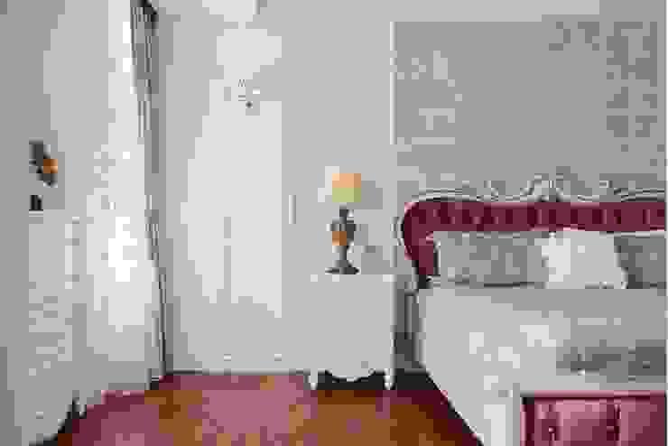 主臥端景 根據 趙玲室內設計 古典風