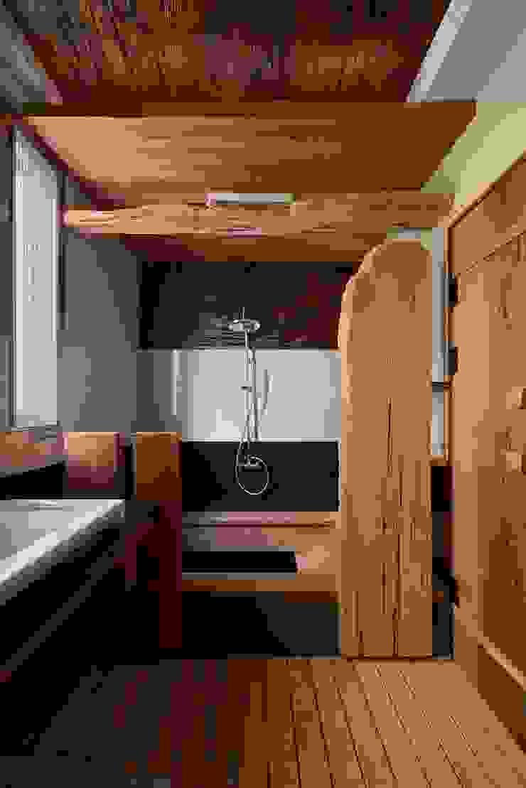衛浴 根據 趙玲室內設計 古典風