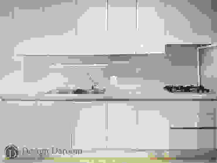 용두 신동아 아파트 21평형 주방 모던스타일 주방 by Design Daroom 디자인다룸 모던