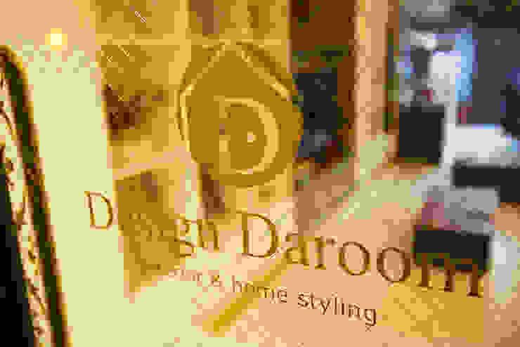 Klasyczny korytarz, przedpokój i schody od Design Daroom 디자인다룸 Klasyczny
