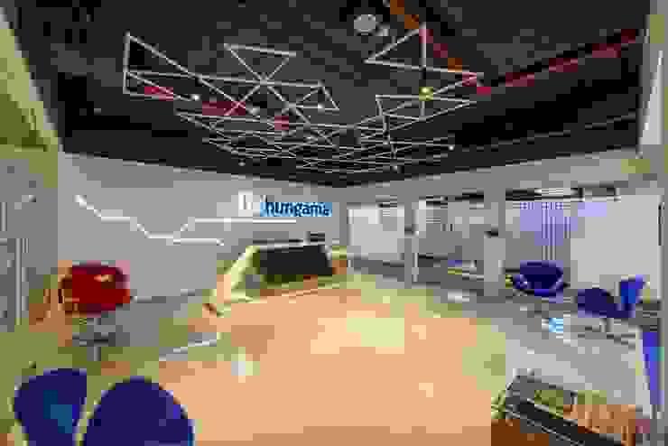 Hungama Entertainment by Worksphere Ventures (I) Pvt. Ltd. Modern