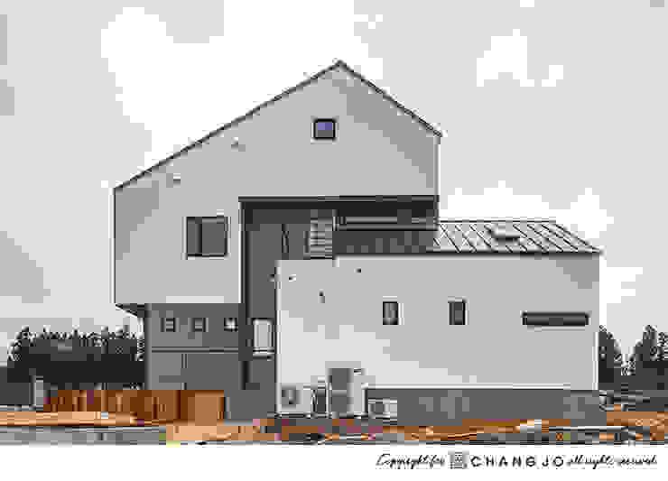 [중목구조 전문브랜드 창조하우징] 제주 유수암리 하우스 by 창조하우징