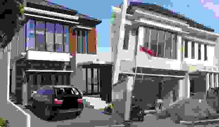 Scandinavian style houses by Jasa Arsitek Jakarta Scandinavian