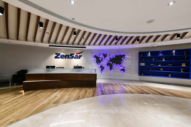 Zensar Technologies by Worksphere Ventures (I) Pvt. Ltd. Modern