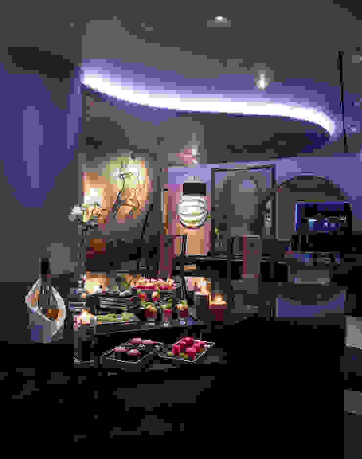 Dining Experience Ruang Makan Modern Oleh E&U Modern Batu Bata