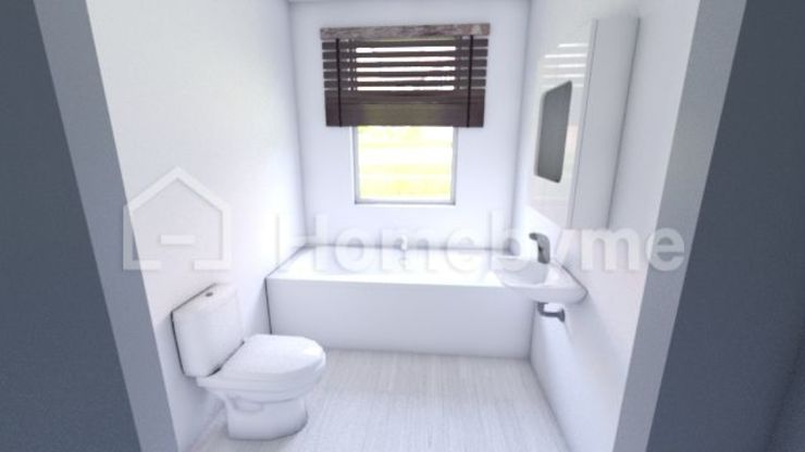 Bathroom Model by VAN TONDER NAUDÉ PROPERTY HOLDINGS (PTY) Ltd.