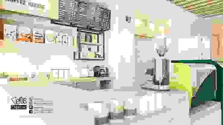 ร้านกาแฟ S&N Coffee สุโขทัย โดย venus creative