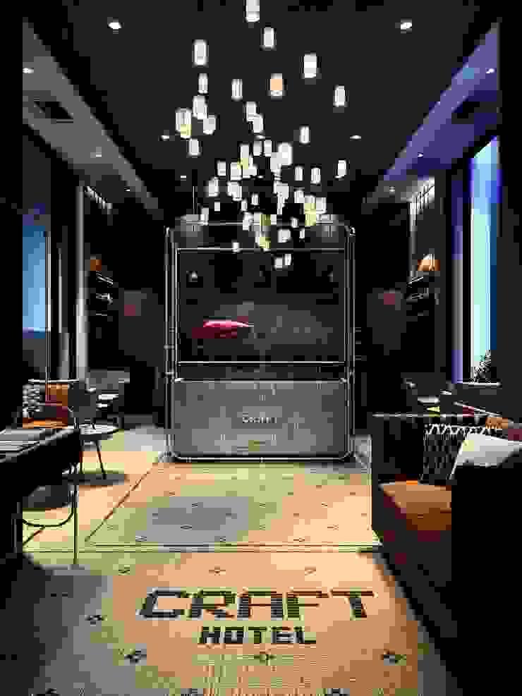 THE CRAFT HOTEL @ nimmanhaemin โดย private scale