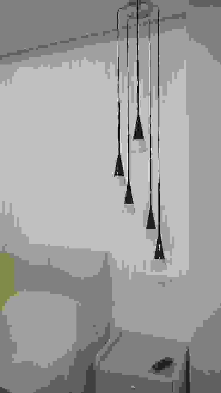 Modern Yatak Odası Студия интерьерного дизайна happy.design Modern
