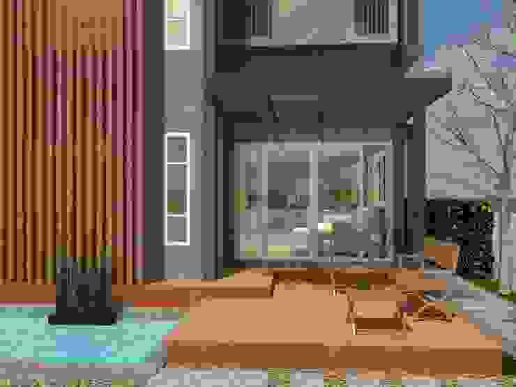 Sukhumvit 50 Residence Aim Ztudio บ้านและที่อยู่อาศัย