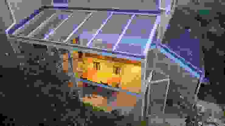 Conservatory Style Within Moderner Wintergarten Glas