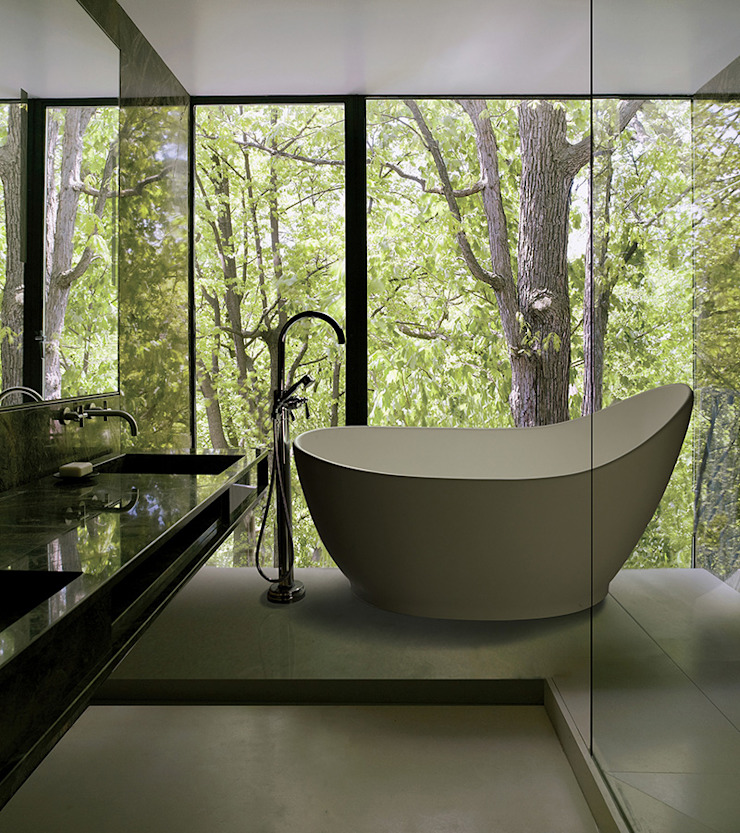 MTI Bath Exclusive Alberta Dealer Modern bathroom by Serenity Bath Modern