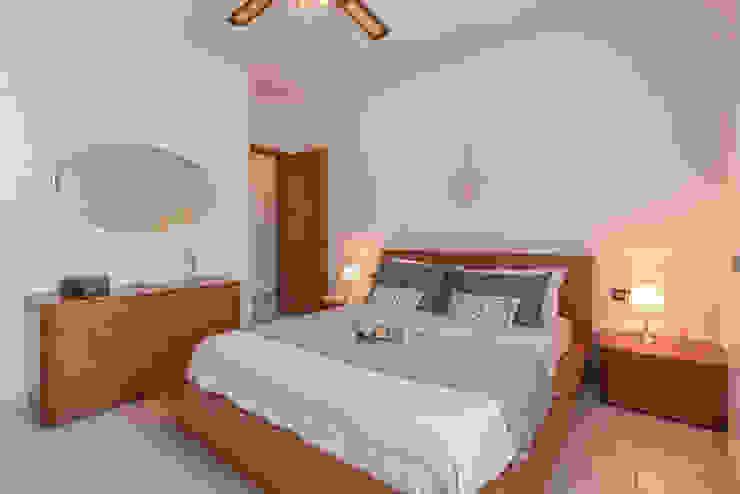 Home Staging per la vendita di appartamento arredato e abitato Anna Leone Architetto Home Stager Camera da letto in stile classico