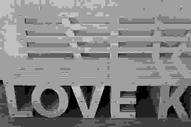 LUMI 花園配件與裝飾品 刨花板 Wood effect
