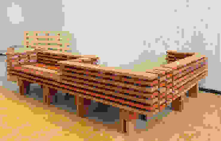 LUMI 花園配件與裝飾品 複合木地板 Wood effect