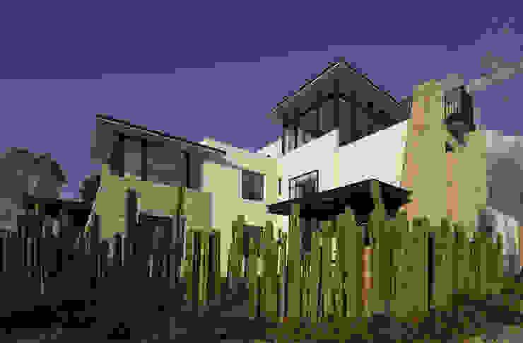 Boué Arquitectos Rumah Modern