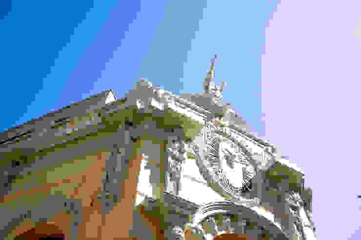 navarro+vicedo arquitectura Mediterranean style schools Stone