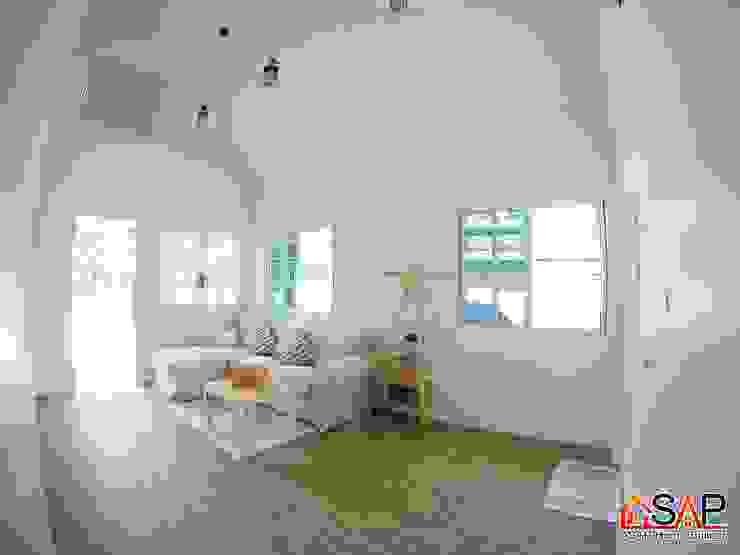 ASAP P29 บ้านชั้นเดียว 2 ห้องนอน 1 ห้องน้ำ โดย Asap Home Builder