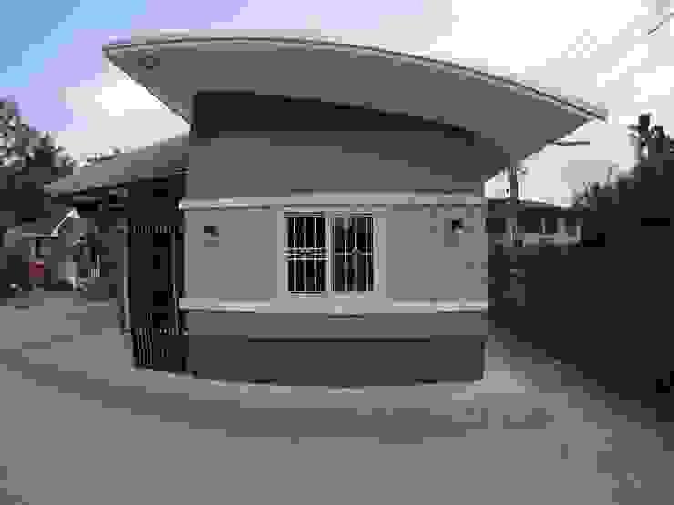 ASAP P26 บ้านชั้นเดี่ยว 2 ห้องนอน 2 ห้องน้ำ. โดย Asap Home Builder