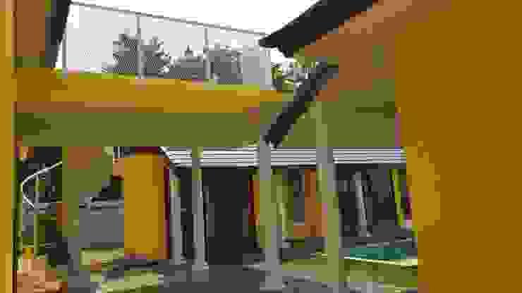 Karakat house โดย ์North Architect Consultant
