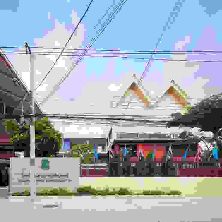 Charoenpong Kindergarten โดย I Like Design Studio