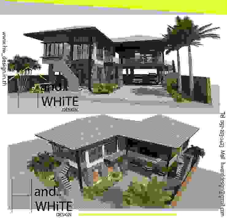 ผลงานของบริษัท โดย Hw25design
