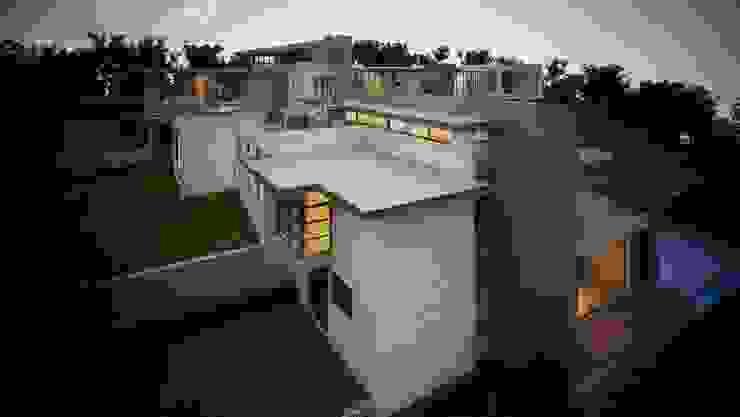 John McKenzie Architecture Modern houses
