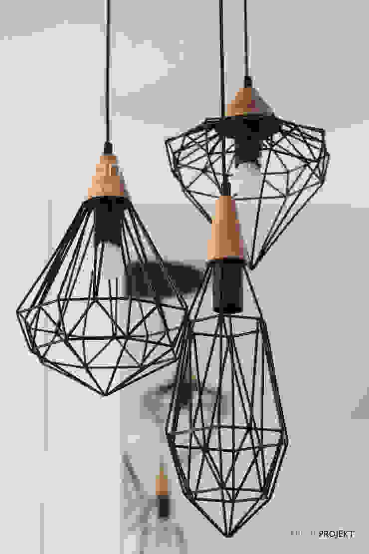 Lampa wisząca MAELLE od Mlamp Nowoczesny Matal