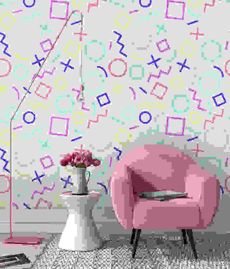 GEOMETRIC THOUGHTS Pixers SalonAccessoires & décorations Multicolore