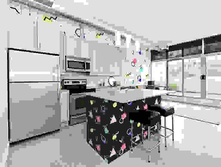 COSMIC KITCHEN Pixers CuisineAccessoires & Textiles Multicolore