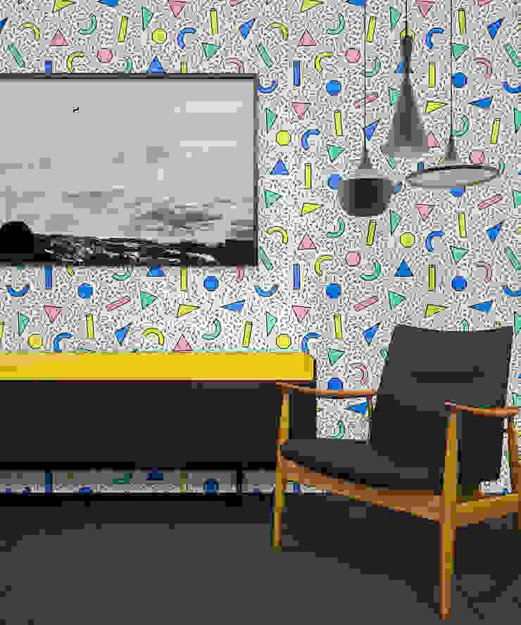 TRIANGLES CRAZINESS Pixers SalonAccessoires & décorations Multicolore