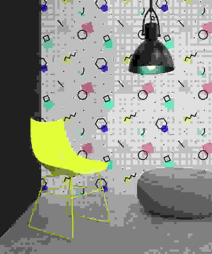 BACK TO MEMPHIS Pixers SalonAccessoires & décorations Multicolore