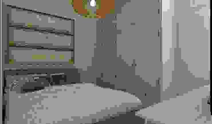 Eyüp_Konut homify Rustik Yatak Odası