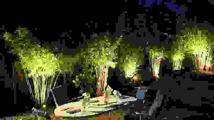 Attractive Garden Lighting by Landscaping Pretoria