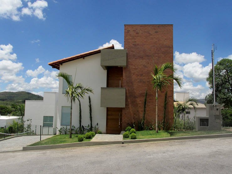 現代房屋設計點子、靈感 & 圖片 根據 Mutabile 現代風