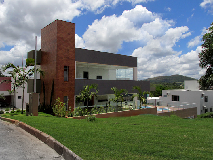Mutabile Arquitetura Rumah Modern