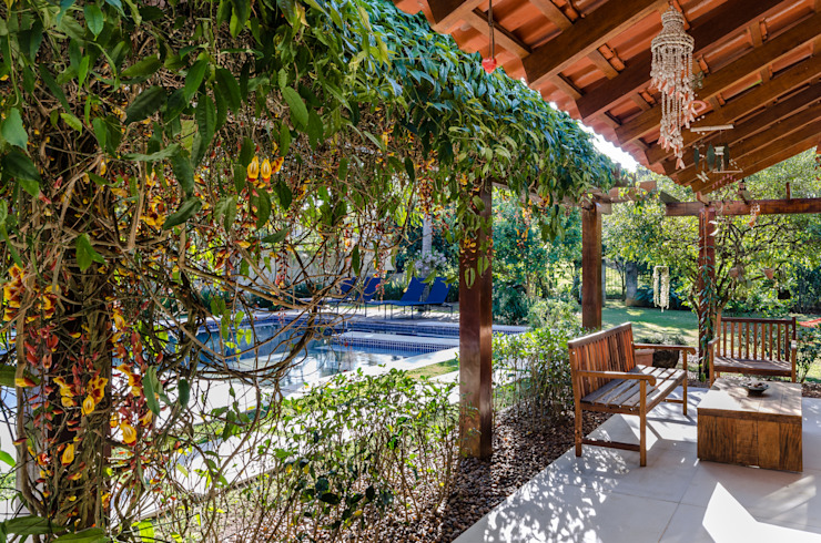 Le Jardin Arquitectura Paisagística Jardin tropical