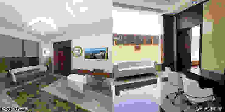 RAK Hotel Lobby by Gurooji Designs