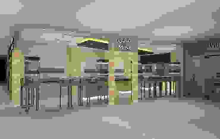 Mine Jewelry store by Gurooji Designs Modern