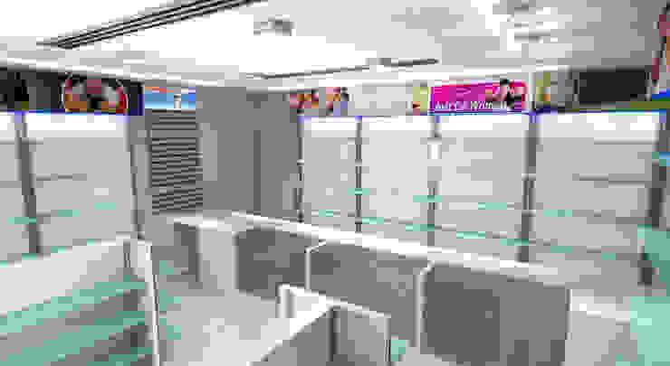 Super Care Pharmacy by Gurooji Designs Modern