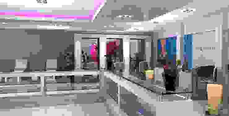 Najla Spa by Gurooji Designs Modern