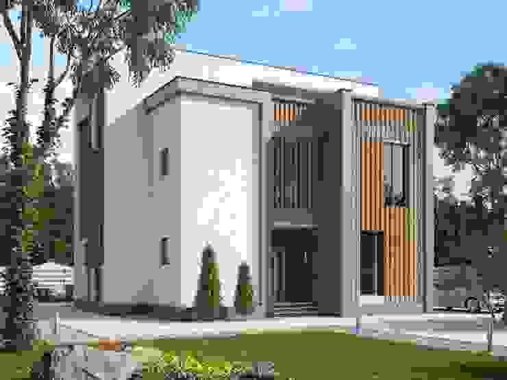 Аликанте_357 кв.м: Дома в . Автор – Vesco Construction,