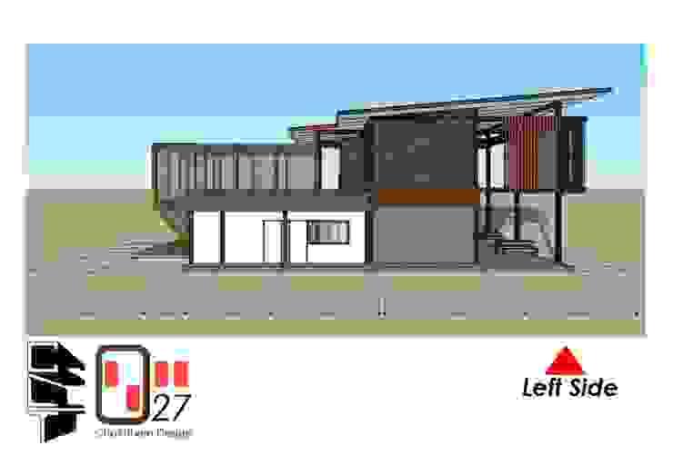 ผลงานของบริษัท โดย OSMOSIS Architectural Design