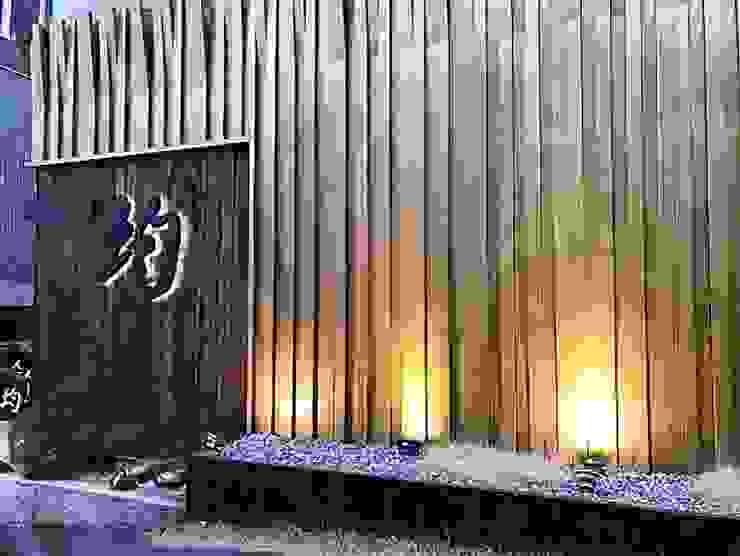 정통일식전문점 스시킨(Sushi KIN) 모던스타일 주택 by oldantique design 오직 모양새만 생각하는 사람들 모던 금속