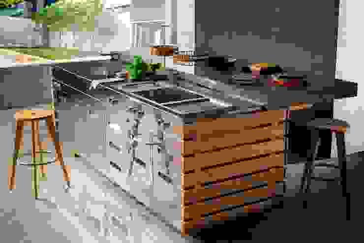 Cucine Outdoor - Un connubio perfetto tra armonia ...