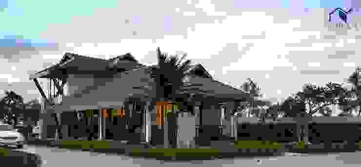 บ้านชั้นครึ่ง โดย Ultimate Architect รับออกแบบบ้าน