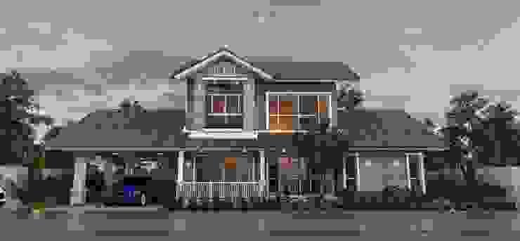 by Ultimate Architect รับออกแบบบ้าน